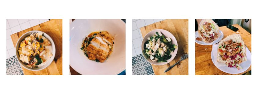 Du bist, was du isst. Und wir lieben gutes Essen!